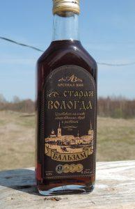 Бальзам старая Вологда