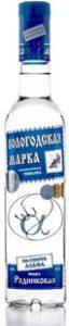 Вологодская водка - вологодская марка родниковая
