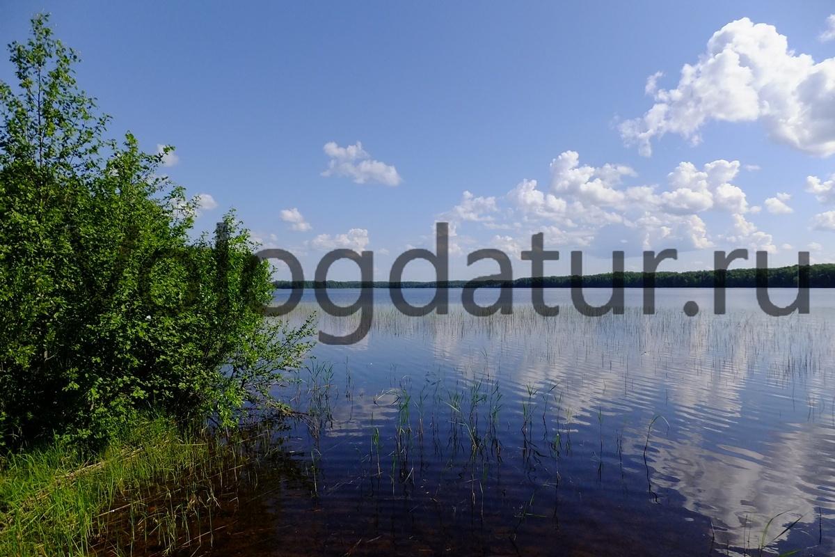 Озеро Ананьино